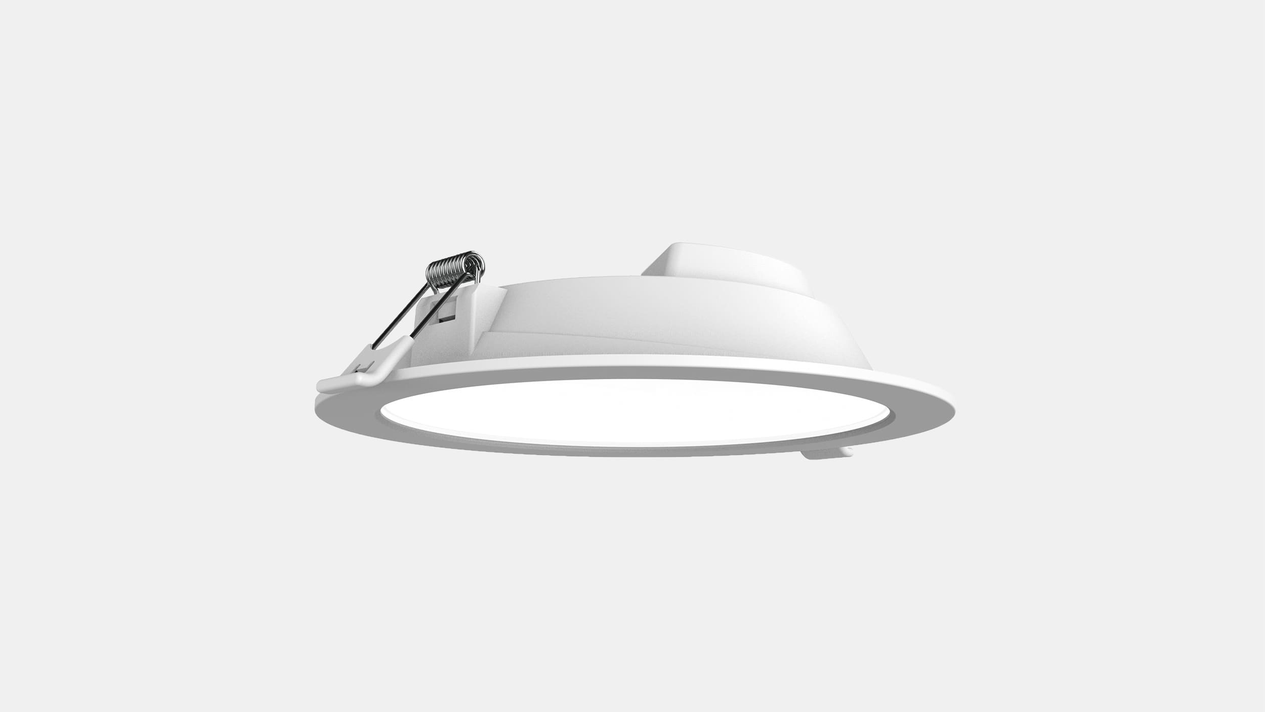 Downlight estándar - corte ∅96mm