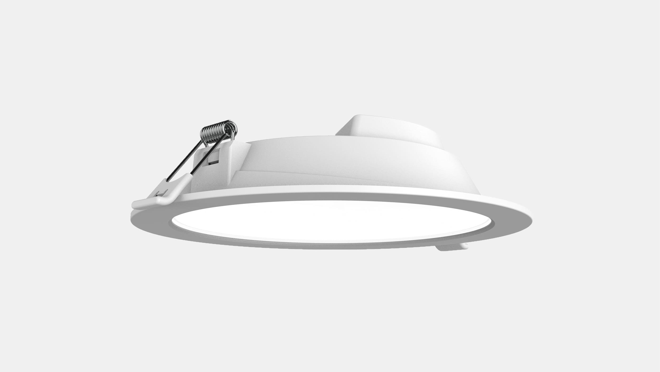 Downlight estándar - corte ∅122mm