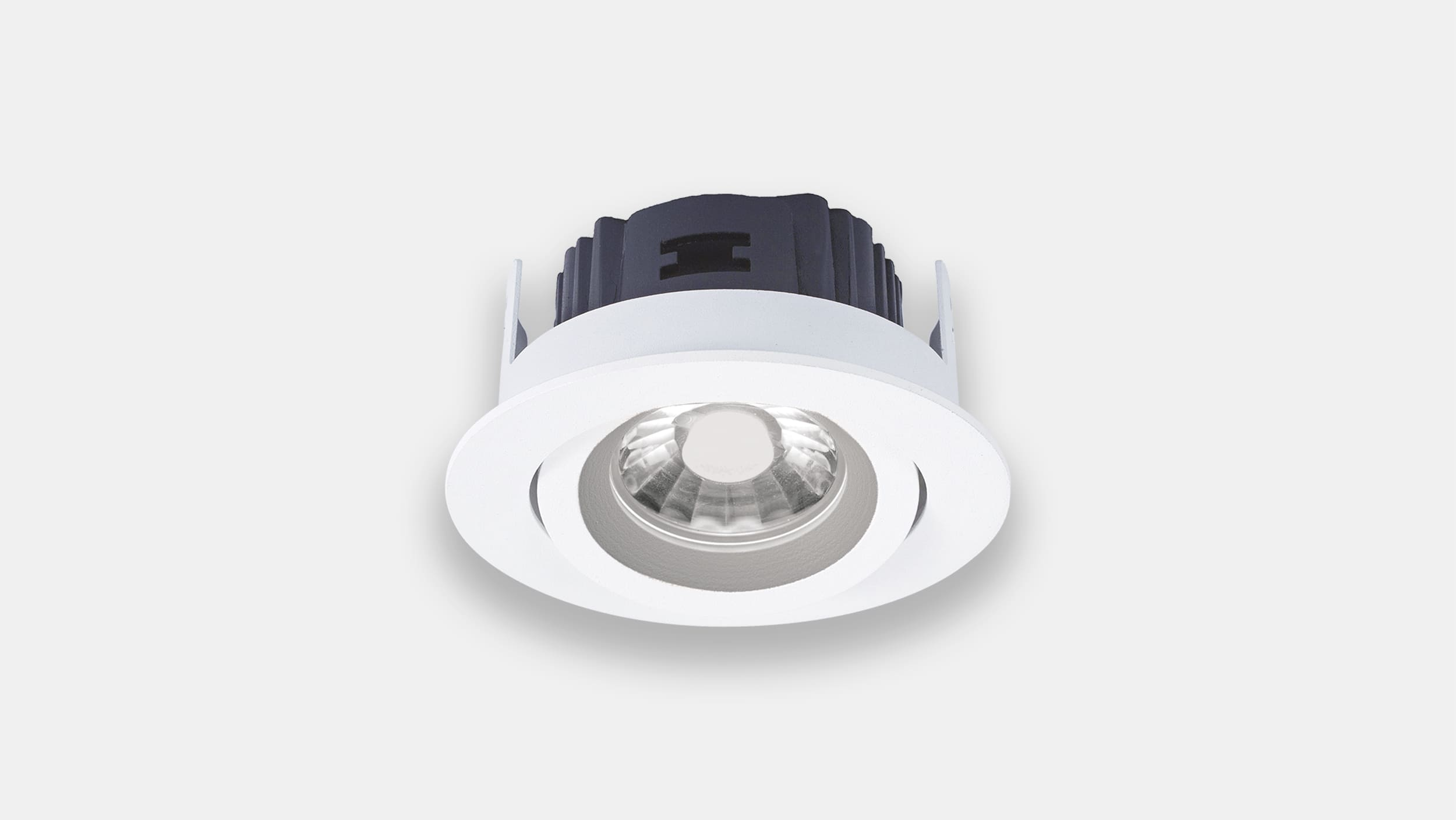 Round adjustable Spot light
