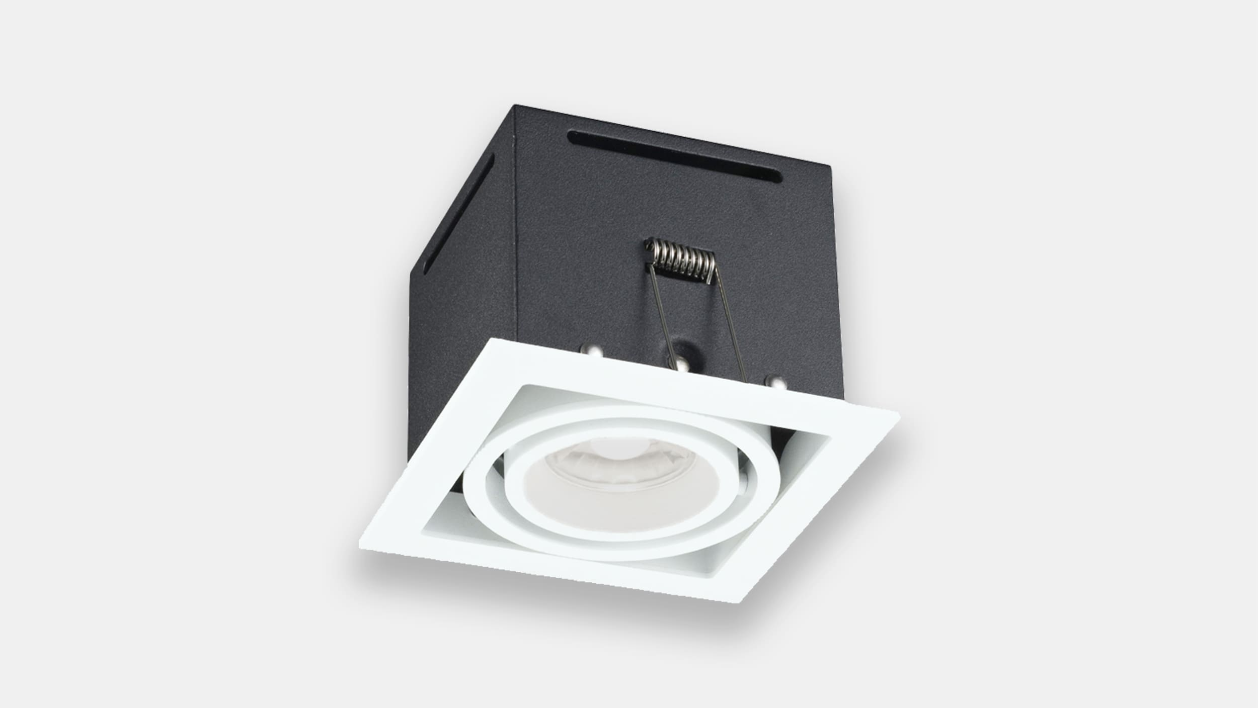 Square adjustable Spot light